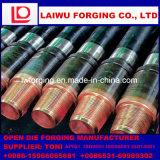 Contact chaud Apiq1 de pipe de forage de pétrole de pièce forgéee utilisé pour le pétrole et les industries du gaz