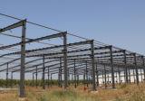 Nuova trafilatura di costruzione del magazzino della struttura d'acciaio di disegno