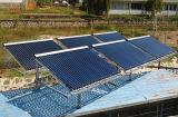 Coletor solar pressurizado Split de câmara de ar de vácuo