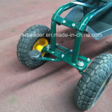 Steerable тележка инструмента с местом (TC4501C)