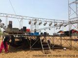 Выставка рекламируя квадратную алюминиевую ферменную конструкцию света ферменной конструкции
