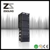 """ZEILE Reihen-Lautsprecher-Hör-Sprech-System aussondern 8 """" PRO"""
