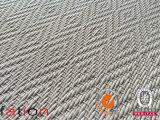 Het geweven VinylTapijt van de Badkamers van pvc van de Vloer van de Mat van pvc