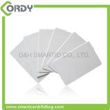أبيض فراغ [125كهز] قرص بطاقة مع رقم متسلسل يطبع