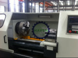 Pipe de commande numérique par ordinateur de la série QK13 filetant la machine de tour