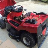Type tondeuse à gazon, machine de véhicule de découpage d'herbe, machine de conduite de découpage de pelouse