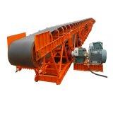 Máquina do transporte de correia do uso da planta de limpeza do minério da mineração com ISO