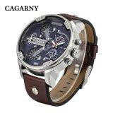 Многофункциональный Wristwatch Mens Cagarny 6820