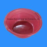 Bacia de lavagem plástica redonda com baixo preço