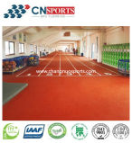 Trilha Running atlética do plutônio do silicone cheio do revestimento do pulverizador da boa qualidade