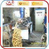 Alimento das pepitas do Soyabean que faz a maquinaria