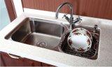 Het beste Meubilair van de Keuken van de Betekenis onlangs Moderne Stevige Houten (zq-027)