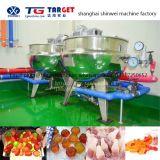 Ligne gommeuse automatique de machine de sucrerie de gelée de la pectine Gdq300 et de la gélatine