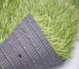 Herbe synthétique du football artificiel de gazon de terres de sports (rue)