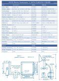 Anemómetro de alta resolução da velocidade do vento e do sentido, anemómetro marinho
