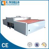Máquina horizontal automática da limpeza de vidro