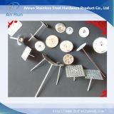 Dispositif de fixation d'isolation d'acier inoxydable avec le lavage