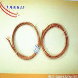 Thermoelementleitung mit hoher Silikonfaserglasisolierung 800-Grad-Hochtemperatur (KPX, KNX)