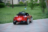 Carro elétrico dos miúdos de controle remoto, Montar-no carro