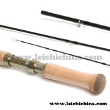 Im10/36t Nano Resin 12ft 8wt 4se Hengel van Spey Fly