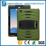 """Caisse molle de tablette de mode avec le stand, cas antichoc pour Samsung Tab3 7 """" P3200"""