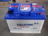 55vwf 12V55ah는 비용이 부과된 자동차 배터리를 말린다