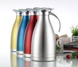 (18-8) POT del caffè di vuoto dell'acciaio inossidabile 304 con la maniglia dell'ABS