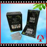 Champú del pelo negro, el mejor champú herbario, champú negro inmediato