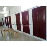 中国は木製の内部ドアデザインを作った