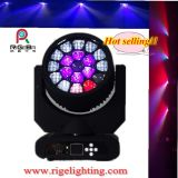Heißes Selling 19LEDs*12W RGBW LED Moving Head Stage Light