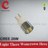 Indicador LED de 20W Indicador de giro Lâmpada Iluminação LED automotiva