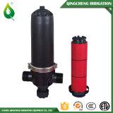 Filtro a sipario agricolo di trattamento delle acque di irrigazione