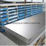 Hoja inoxidable de la placa de acero del fabricante con la superficie del Ba