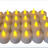 Luces alejadas de la vela del control dominante LED de la batería