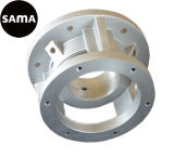 Kundenspezifisches Aluminium-Schwerkraft-Sand-Gussteil für Ventil-Teile