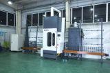 Máquina automática de cristal del chorreo de arena del diseño de la manera de China con CE