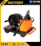 Hochdruckgoldlieferanten-beweglicher Typ manueller hydraulischer Schlauch-quetschverbindenmaschine