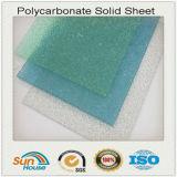 10m m transparente Poly Carbonate Sheet Crystal