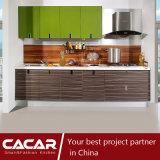 Stadt-Hunter-einfacher Lack und Melamin-Küche-Schrank (CA11-04)
