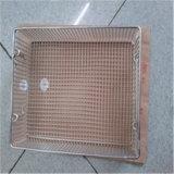 Сетка волнистой проволки для сетки фильтра Using