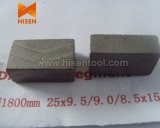 Сандвич Type Diamond Segment для Granite