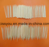 つまようじの生産ラインを作る中国のタケ製品のつまようじ