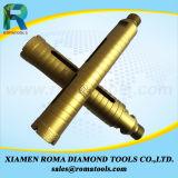 """Les morceaux de foret de faisceau de diamant de Romatools pour renforcent le béton 7 """""""