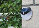 Neuer Belüftung-preiswerter Preis mit Bewegungs-Fühler-Wand-Solarlicht