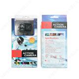 """Câmera 2.0 """" LCD da ação dos esportes DV de HD 720p mini 120 câmara de vídeo impermeável larga do esporte da lente 30m do ângulo do grau"""
