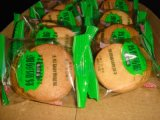 Horizontale Brot-Nahrungsmittelverpackungsmaschine des Edelstahl-304