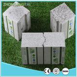Расширенный полистироль свободно стоя панель стен перегородки