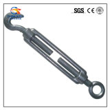 Absinken schmiedete galvanisiertes Stahl-Spannschloss DIN1480