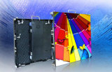 P8 첨단 기술 옥외 Fullcolor LED 스크린 전자 알루미늄은 던지기 전시를 정지한다