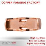 Forja de cobre amarillo de la alta calidad del OEM para las piezas de automóvil